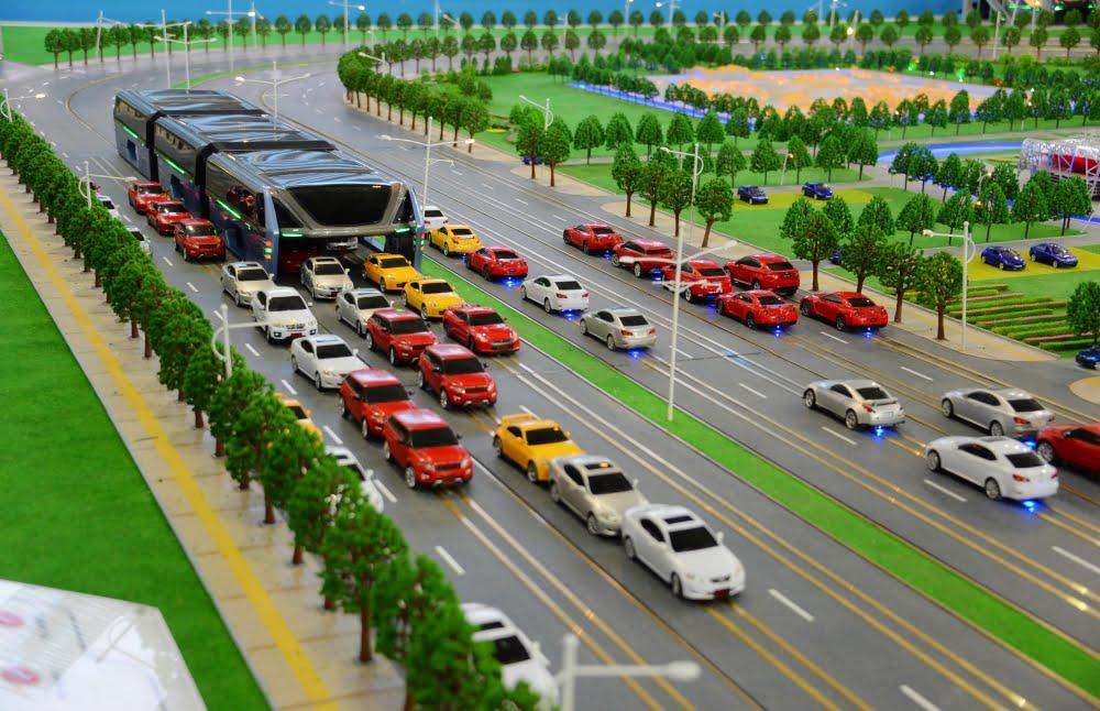 toplu taşımanın geleceği