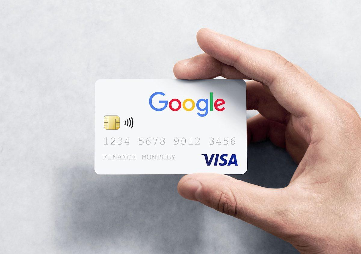 google kredi kartı