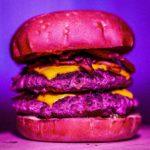 bitkisel hamburger