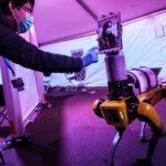 boston dynamics robot covid 19