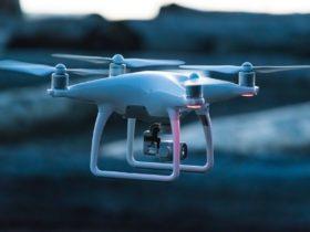ericsson drone
