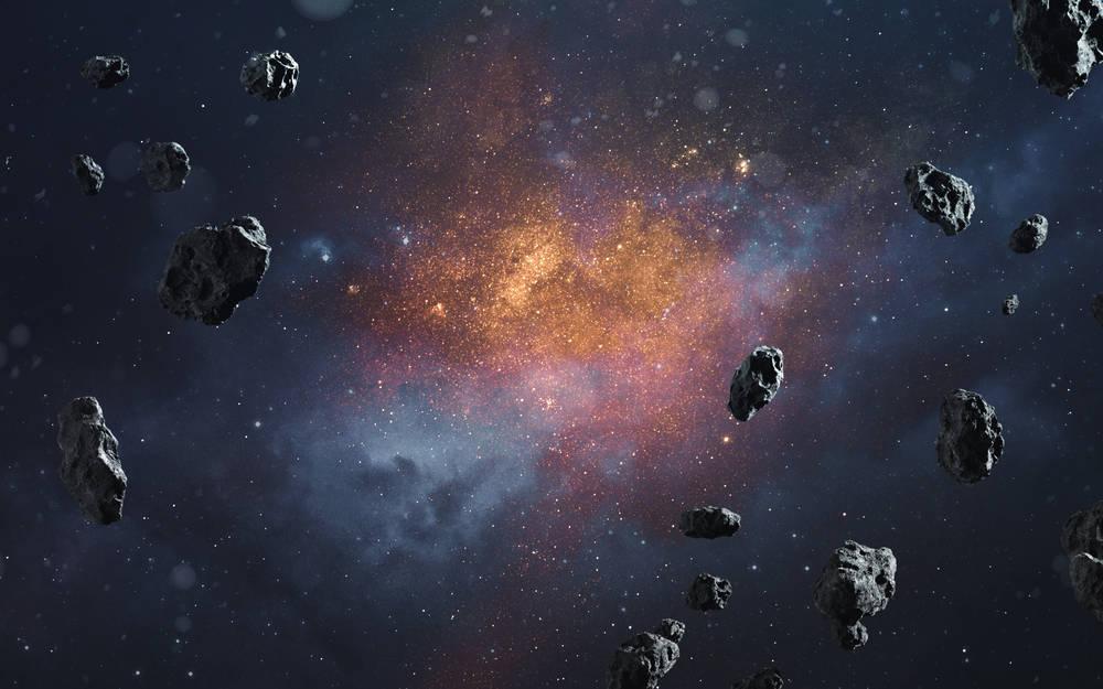 yıldızlararası asteroit