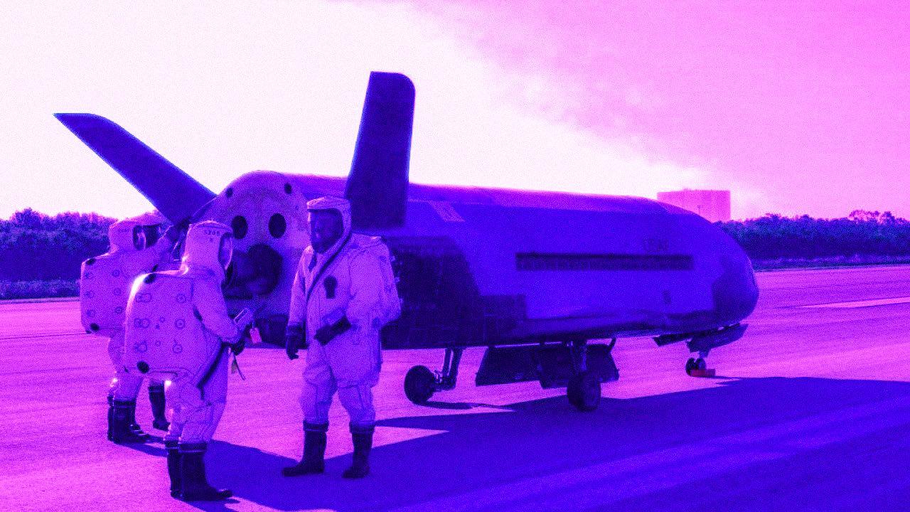 Amerika Uzay Kuvvetleri'nin gizemli uzay aracı