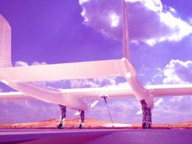 ampyx drone rüzgar tribünü