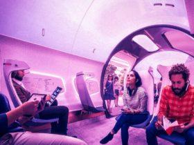 avrupa hyperloop ulaşım
