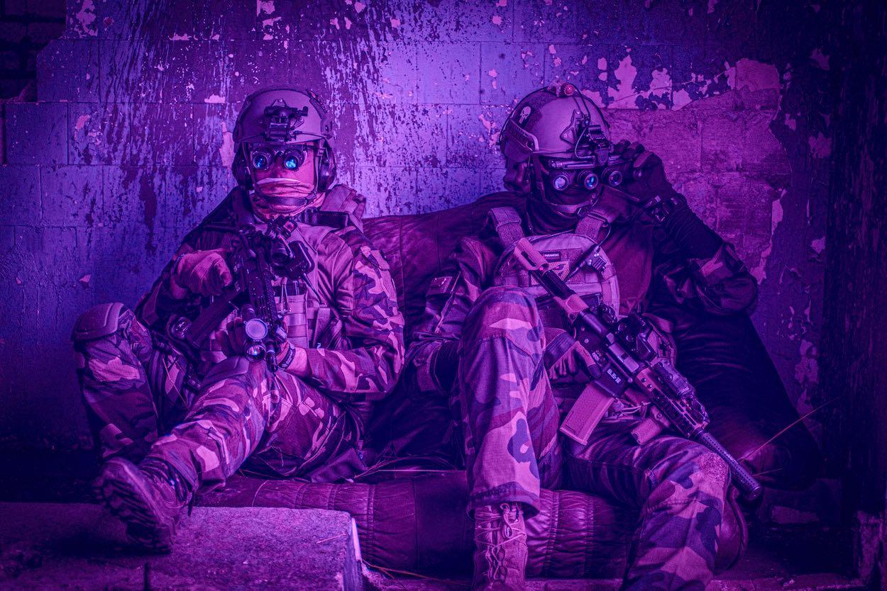 DARPA asker