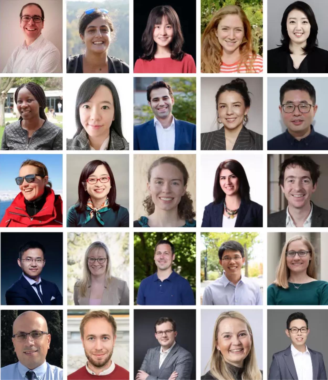 Dünya Ekonomik Forumu Genç Biliminsanı 2020