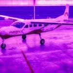 tamamen elektrikle çalışan elektrikli uçak