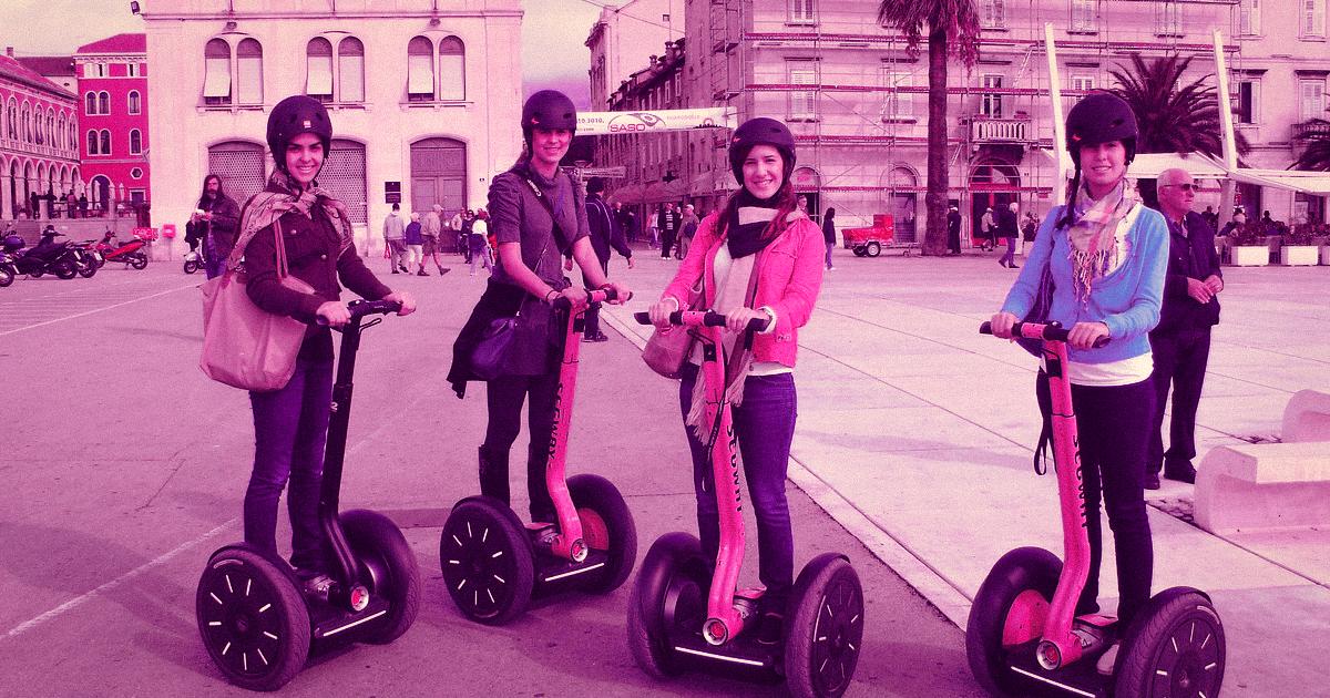 segway e scooter
