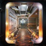 uzay istasyonu iç tasarım