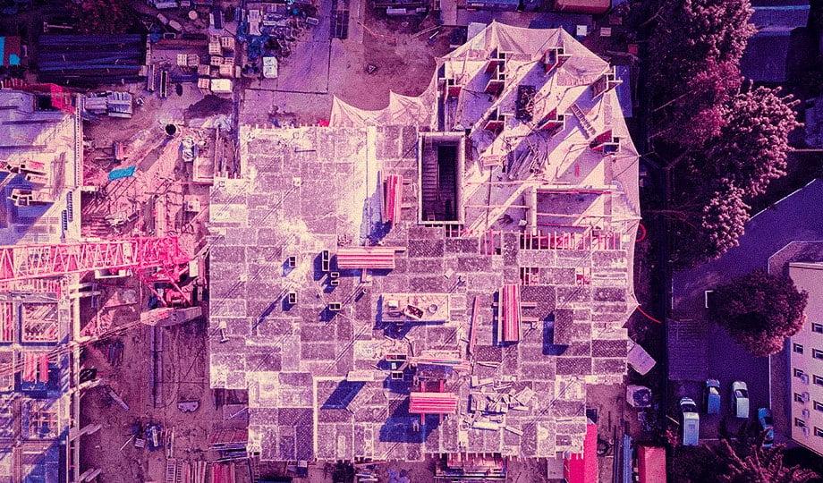 3d yazıcı bina inşaat