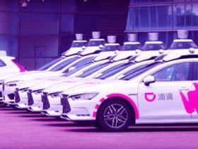 didi robot taksi sürücüsüz otonom