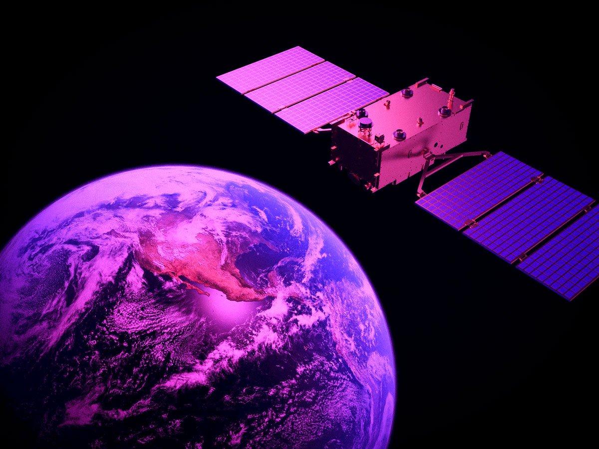 Çinli otomobil uydu otonom araç