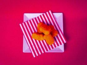 kfc tavuk 3d yazıcı yemek