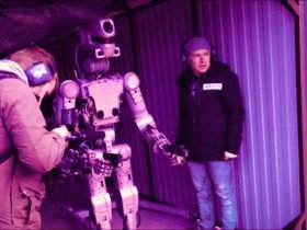 rusya ordusu robot asker
