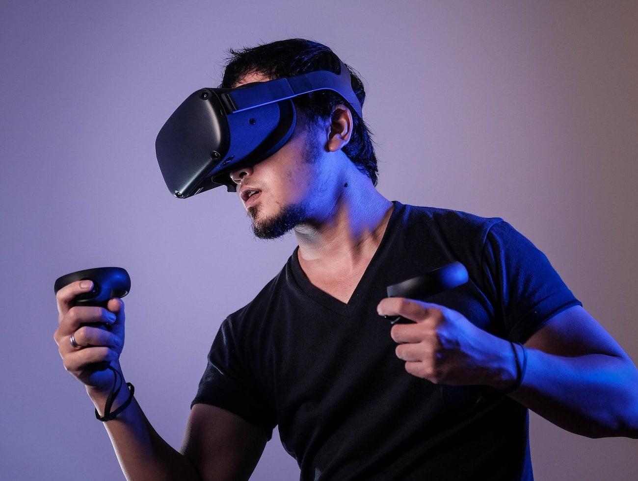 sanal gerçeklik artırılmış gerçeklik