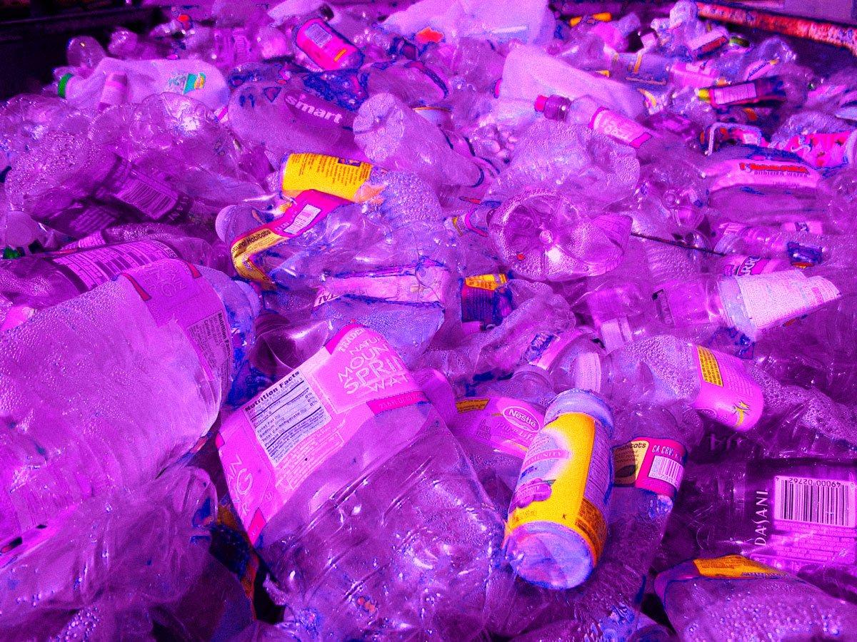 tek kullanımlık plastik