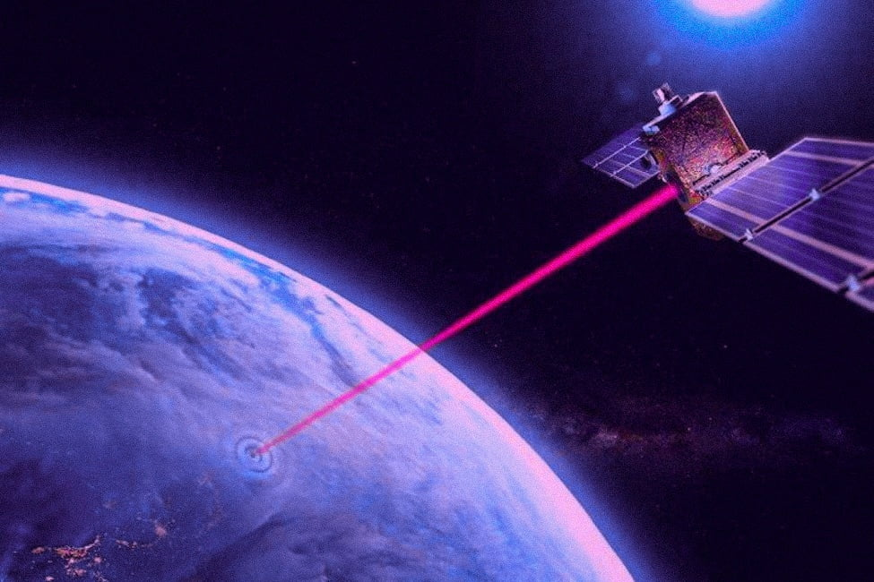 uydu lazer