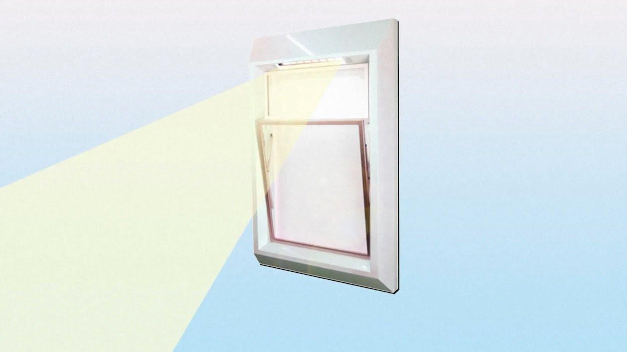 yapay ışık pencere