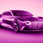 Bentley elektrikli araç motoru