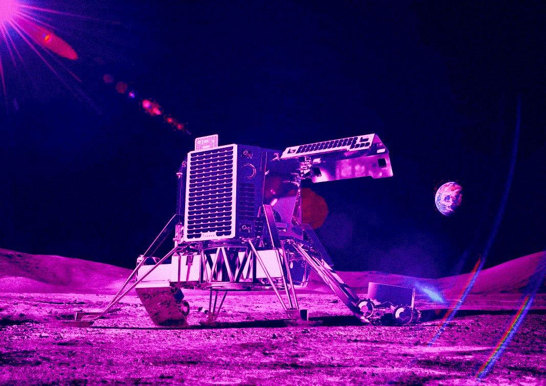 ispace ay aracı