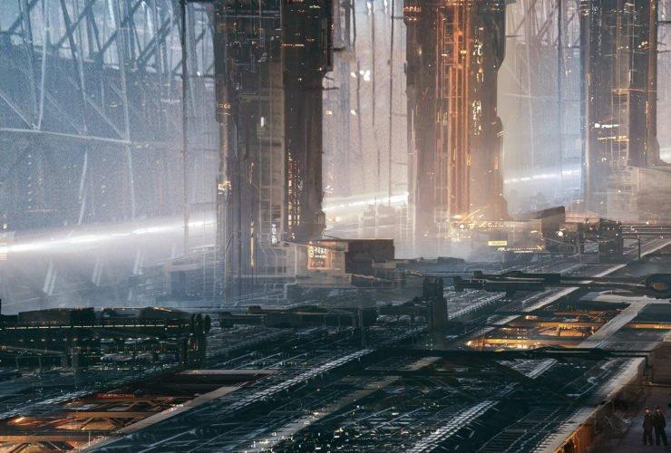 karanlık fabrika nedir