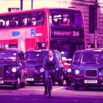 Londra trafik