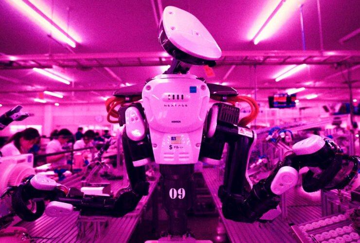 Robotlar işimizi ele geçirecek mi?