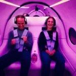 Hyperloop ile seyahat böyle olacak