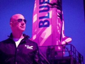 Jeff Bezos Amazon'dan bir uzay imparatorluğunu yönetmek için mi istifa etti?