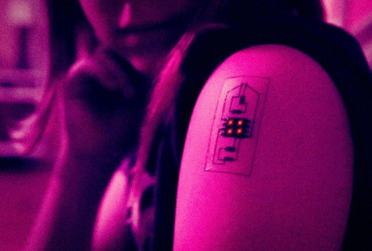 Beyin sinyalleri e-dövme sayesinde eş zamanlı olarak okunabilecek